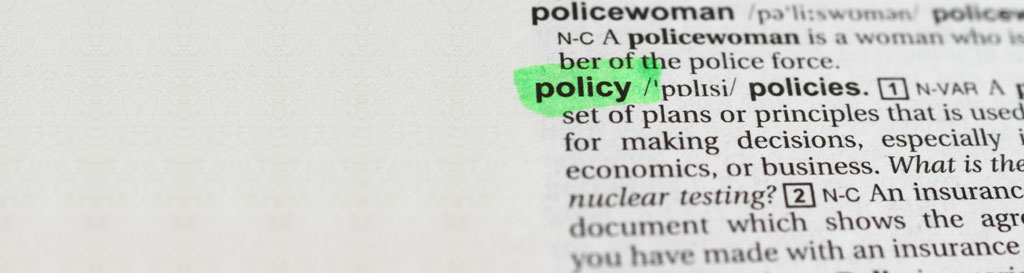 policy-highlighted-in-dictionary